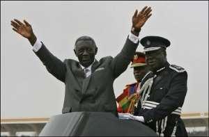 Kufuor dismisses criticisms